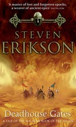 """""""Deadhouse gates"""" av Steven Erikson"""
