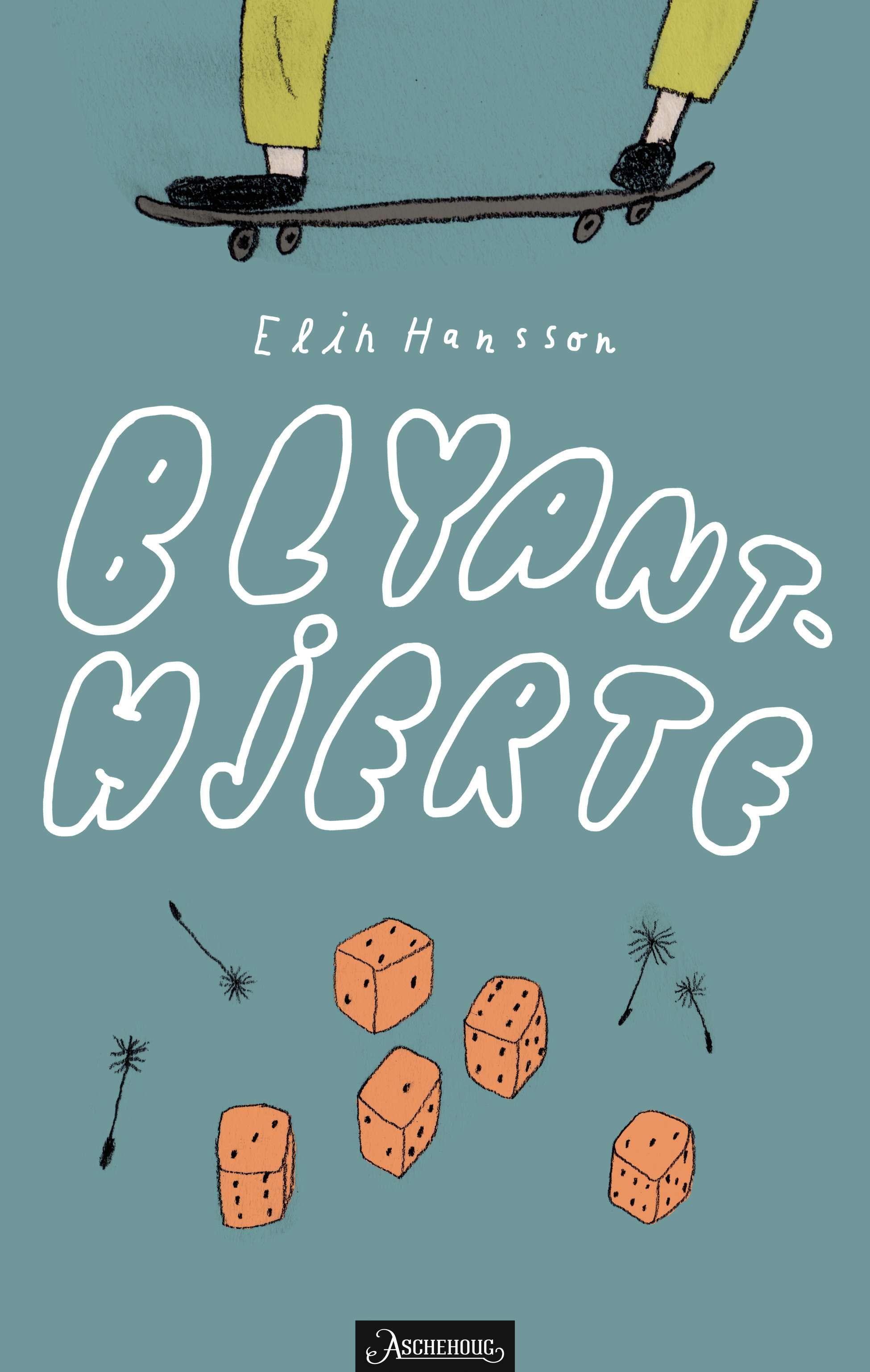 """""""Blyanthjerte"""" av Elin Hansson"""
