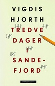 """Tredve dager i Sandefjord - roman"" av Vigdis Hjorth"