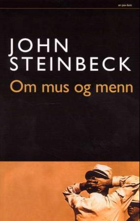 """""""Om mus og menn"""" av John Steinbeck"""