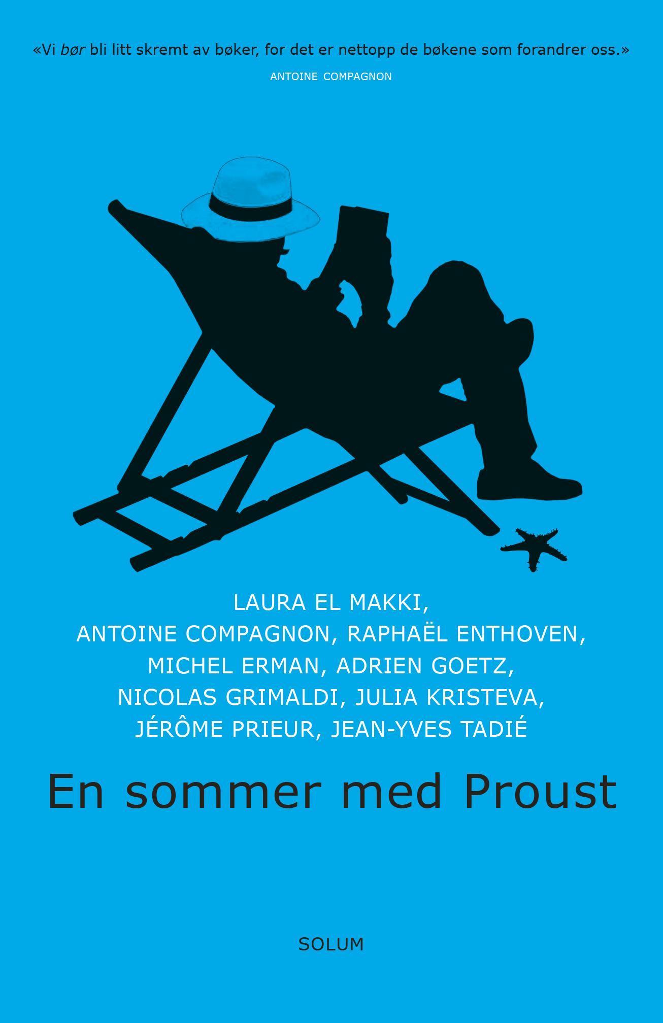 """""""En sommer med Proust"""" av Laura El Makki"""