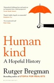 """Humankind a hopeful history"" av Rutger Bregman"