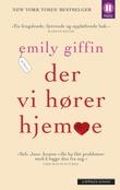 """""""Der vi hører hjemme"""" av Emily Giffin"""