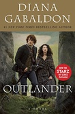 """""""Outlander"""" av Diana Gabaldon"""