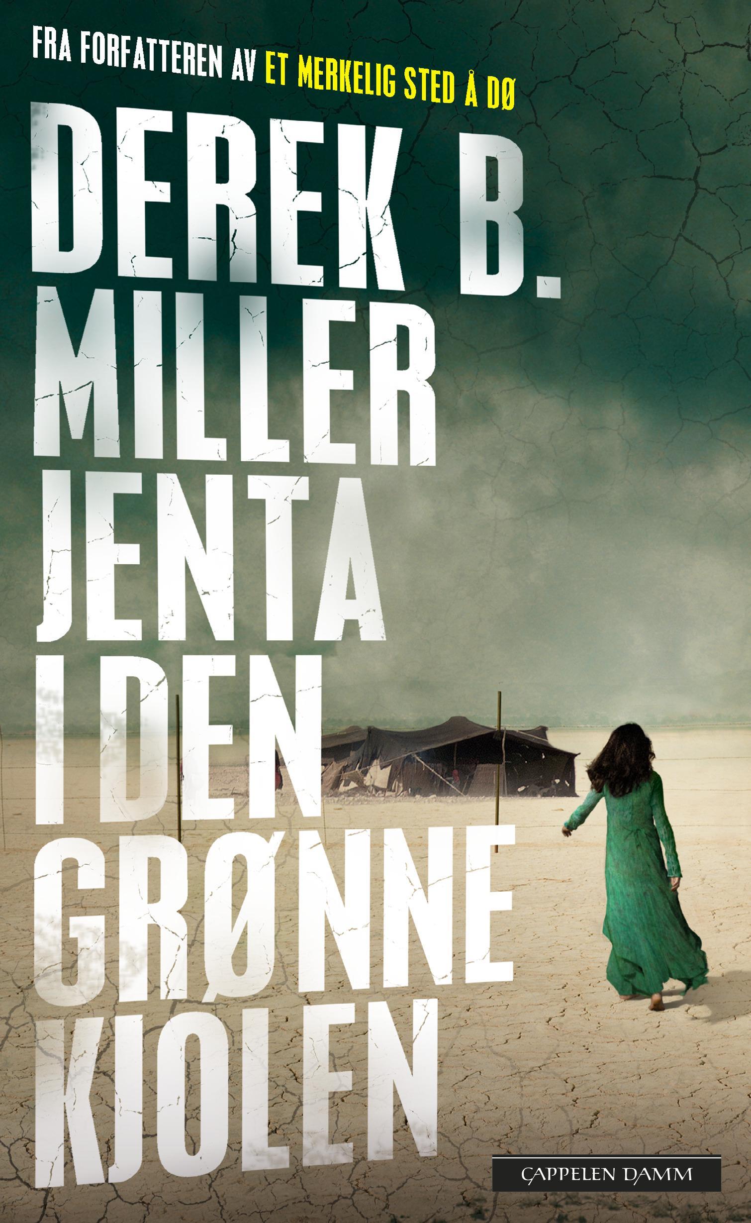 """""""Jenta i den grønne kjolen"""" av Derek B. Miller"""