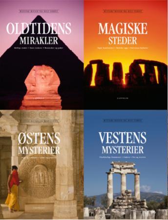 """""""Mystiske minner fra hele verden"""" av Peter Fiebag"""