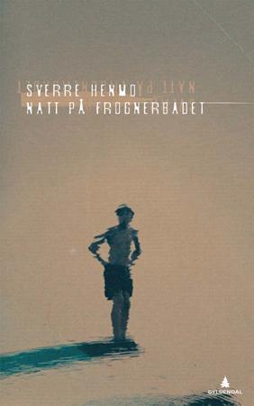 """""""Natt på Frognerbadet"""" av Sverre Henmo"""