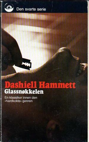 """""""Glassnøkkelen"""" av Dashiell Hammett"""