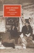"""""""Lang november i Madrid - noveller"""" av Juan Eduardo Zúniga"""