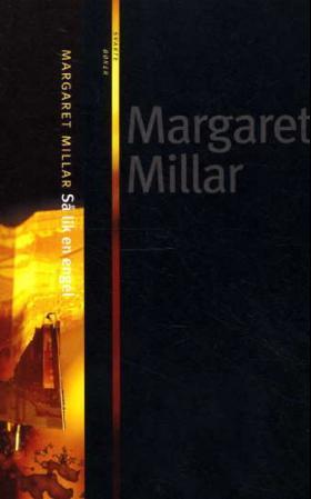 """""""Så lik en engel"""" av Margaret Millar"""