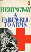 """A Farewell to Arms (Penguin Books. no. 2.)"" av Ernest Heminway"