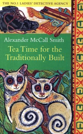 """Tea time for the traditionally built"" av Alexander McCall Smith"