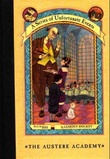 """The austere academy"" av Lemony Snicket"