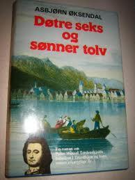 """""""Døtre seks og sønner tolv"""" av Asbjørn Øksendal"""