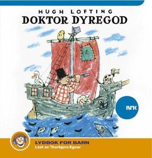 """""""Doktor Dyregod"""" av Hugh Lofting"""
