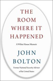 """The room where it happened a White house memoir"" av John Bolton"