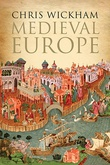 Omslagsbilde av Medieval Europe