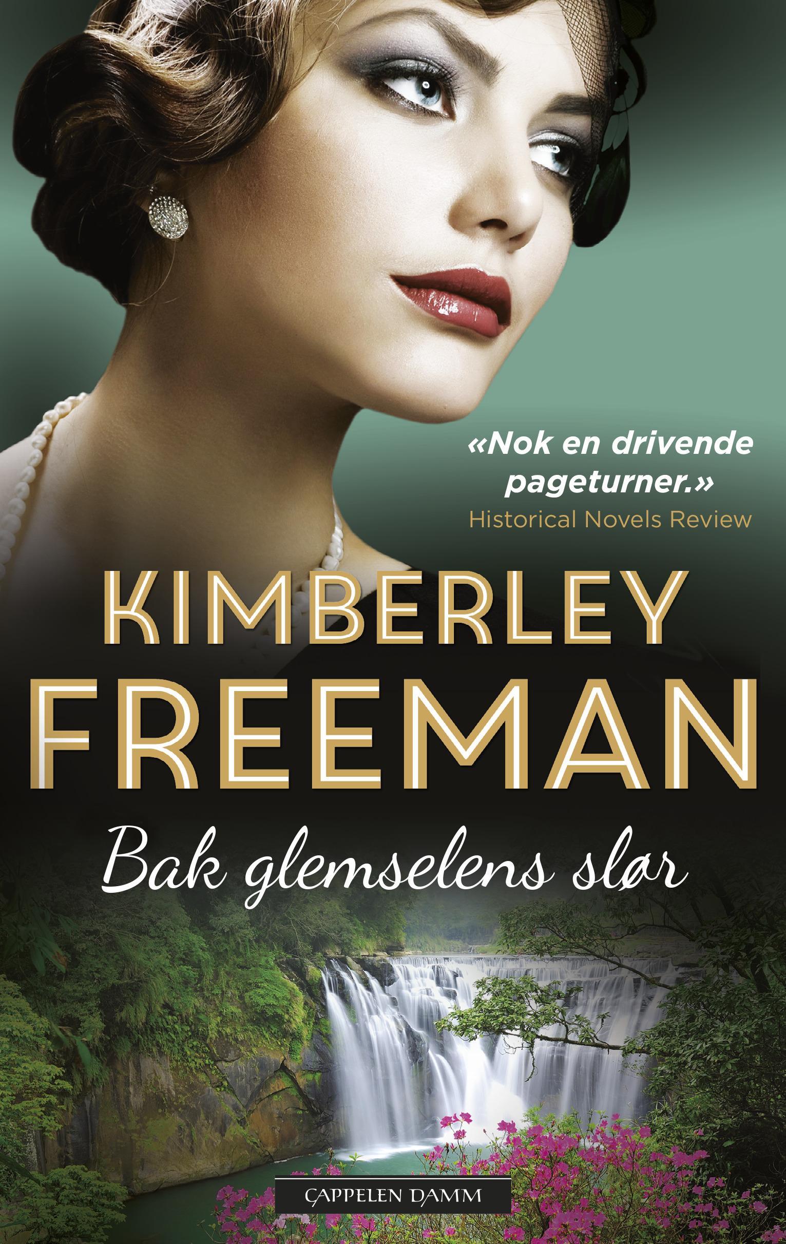 """""""Bak glemselens slør"""" av Kimberley Freeman"""