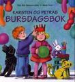 """""""Karsten og Petras bursdagsbok"""" av Tor Åge Bringsværd"""