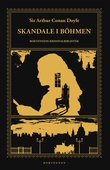 """""""Skandale i Böhmen og andre Sherlock Holmes-eventyr kriminalnoveller"""" av Arthur Conan Doyle"""