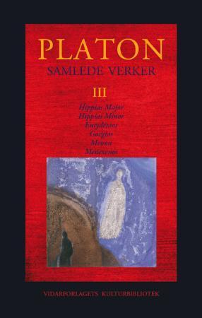 """""""Samlede verker. Bd. 3"""" av Platon"""