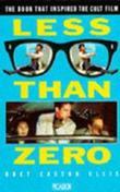 """""""Less than zero"""" av Bret Easton Ellis"""