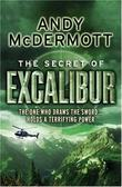 """The secret of Excalibur"" av Andy McDermott"