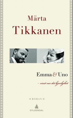 """""""Emma & Uno - visst var det kjærlighet"""" av Märta Tikkanen"""