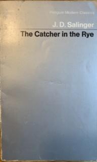 """""""The Catcher in the Rye"""" av J. D. Salinger"""