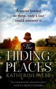 """The hiding places"" av Katherine Webb"