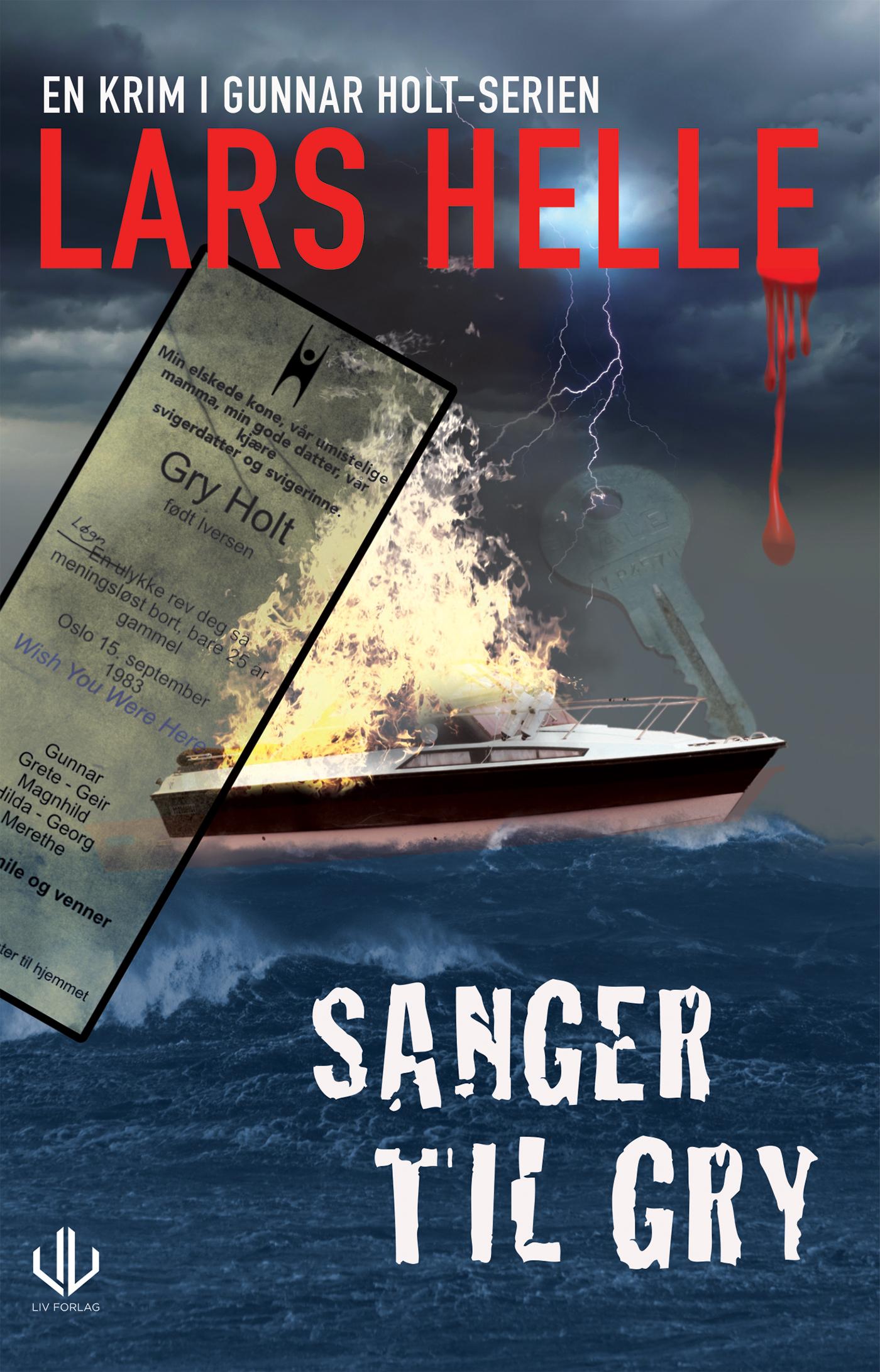 """""""Sanger til Gry"""" av Lars Helle"""