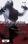 """""""Falsk erindring"""" av Dean Koontz"""