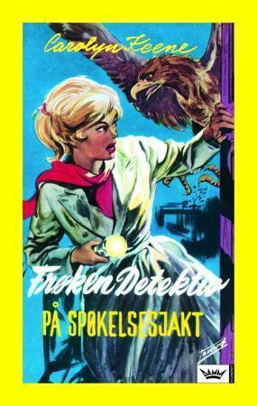 """""""Frøken detektiv på spøkelsesjakt"""" av Carolyn Keene"""