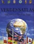 """""""Verdensatlas - alle verdens land og flagg"""" av Keith Lye"""