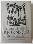 """Verker i samling"" av Bjørnstjerne Bjørnson"