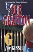 """G for gissel"" av Sue Grafton"