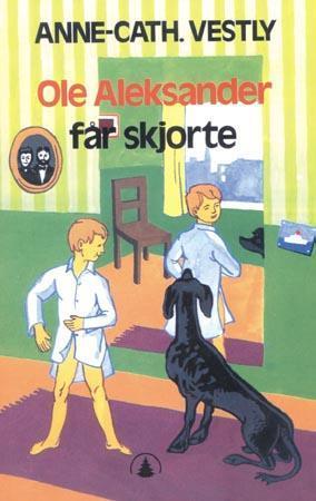 """""""Ole Aleksander får skjorte"""" av Anne-Cath. Vestly"""
