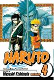 """""""Naruto volume 4"""" av Masashi Kishimoto"""