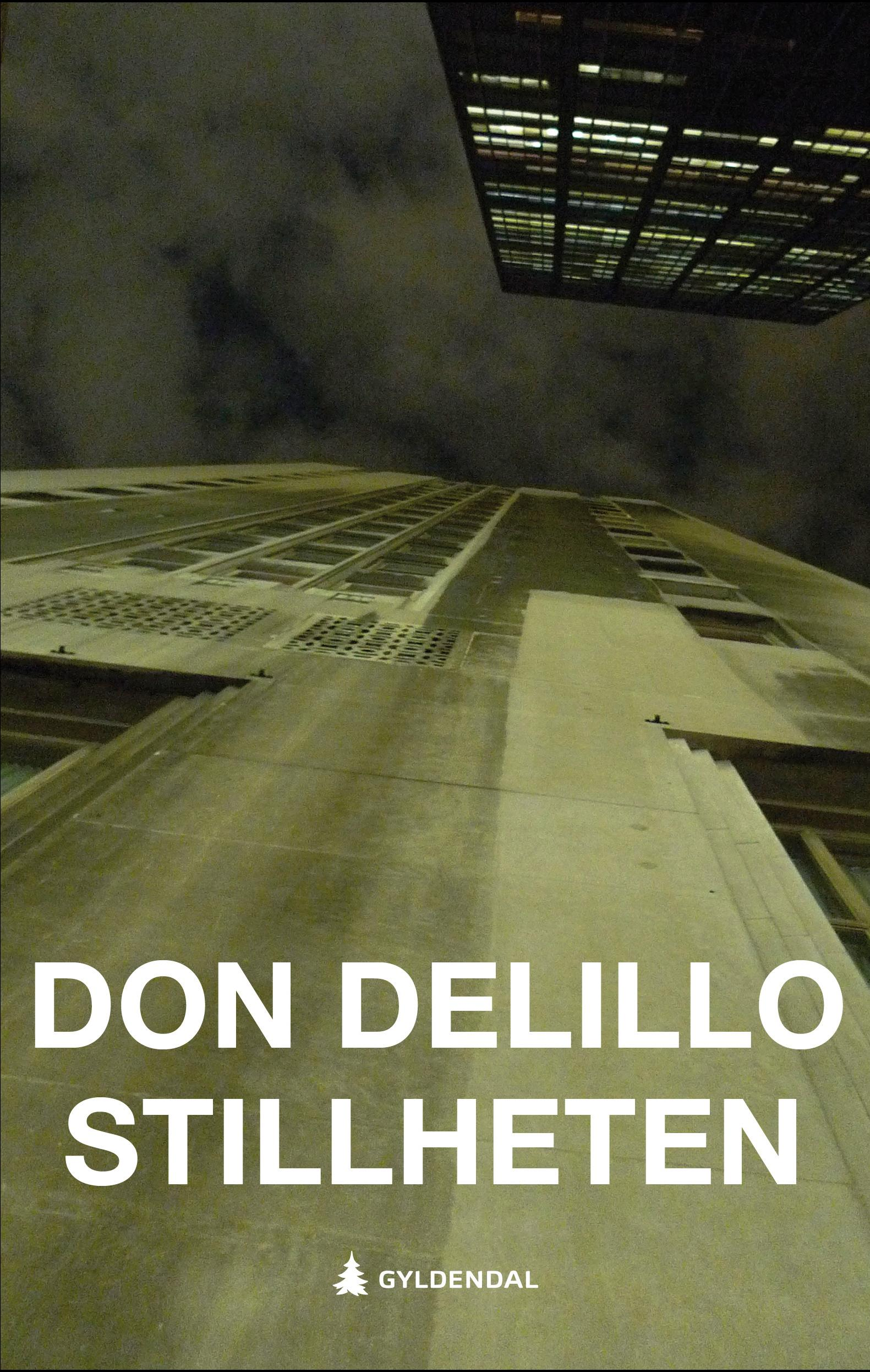 """Stillheten - roman"" av Don DeLillo"