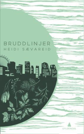 """""""Bruddlinjer"""" av Heidi Sævareid"""