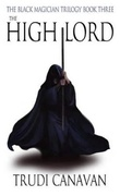 """The high lord the Black magician trilogy"" av Trudi Canavan"