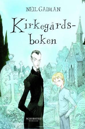 """""""Kirkegårdsboken"""" av Neil Gaiman"""