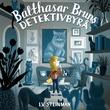 """Balthasar Bruns detektivbyrå - mysteriet med den forsvunne katten"" av Ina Vassbotn Steinman"