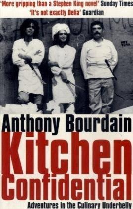 """Kitchen Confidential"" av Anthony Bourdain"