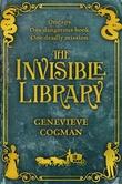 """The Invisible Library"" av Genevieve Cogman"