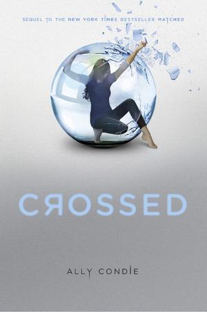 """Crossed"" av Ally Condie"
