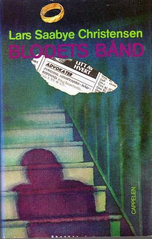 """""""Blodets bånd"""" av Lars Saabye Christensen"""