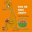 """""""Hva er galt, Sniff? Mummi pekebøker"""" av Sami Kaarla"""