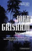 """""""Testamentet"""" av John Grisham"""