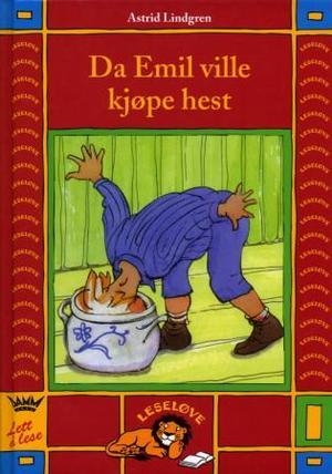 """""""Da Emil ville kjøpe hest"""" av Astrid Lindgren"""